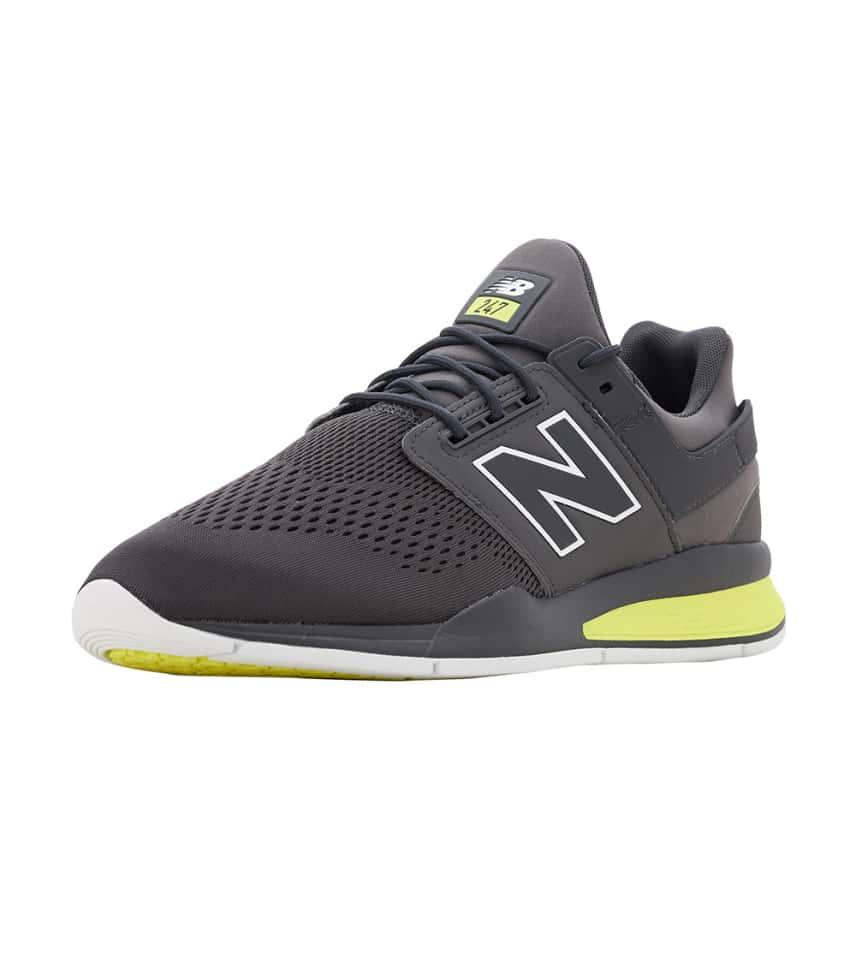 New Balance 247 Dark Grey   Footshop