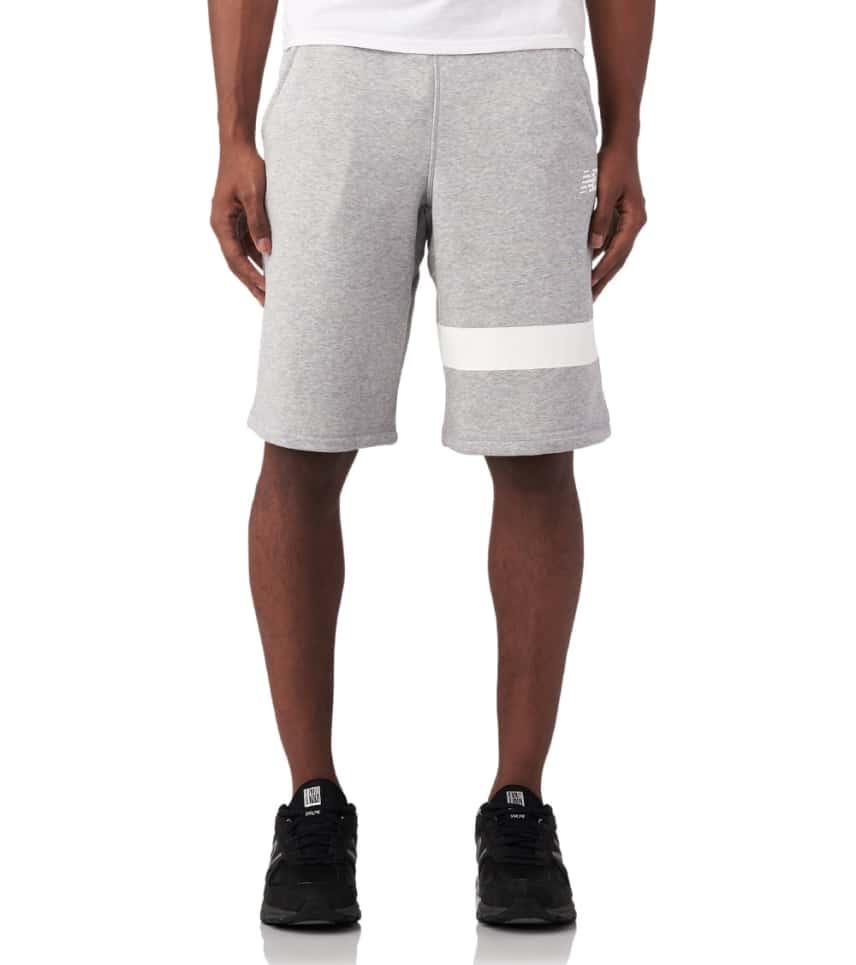 2729ab84f2c73 New Balance Classic FT Shorts (Grey) - MS81521-AG | Jimmy Jazz