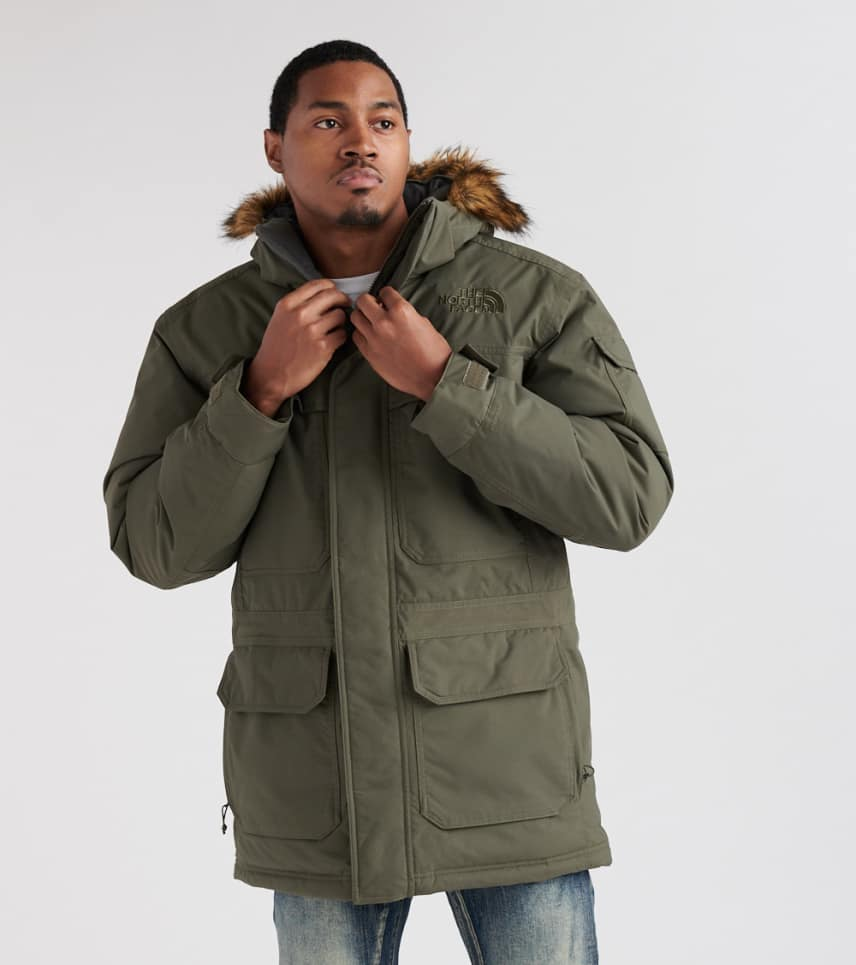 2d167083191c The North Face McMurdo Parka III (Dark Green) - NF0A33RF-7VE
