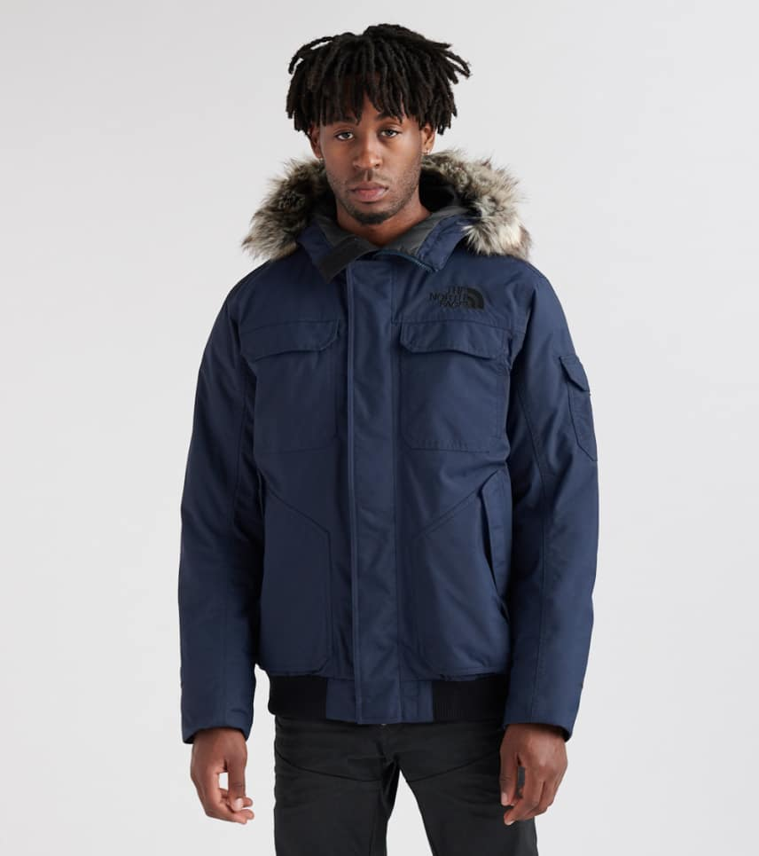 6e9c55dab The North Face Gotham Jacket III (Navy) - NF0A33RG-H2G | Jimmy Jazz
