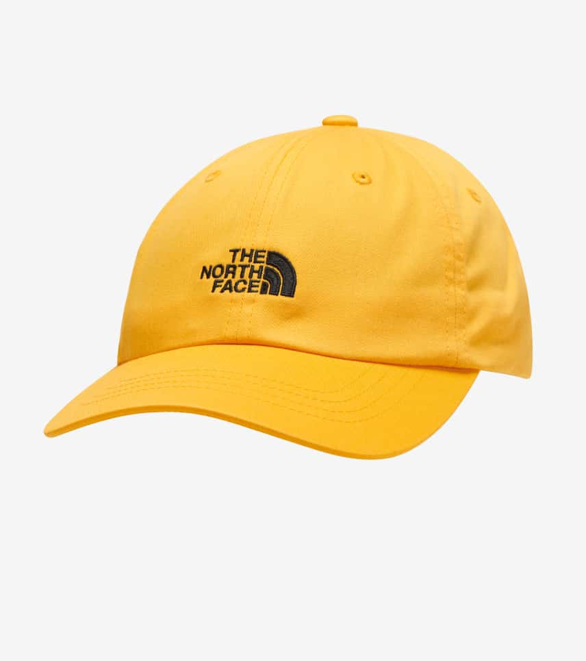 cabbcab2 The North Face Norm Hat (Yellow) - NF0A355W-TSF | Jimmy Jazz