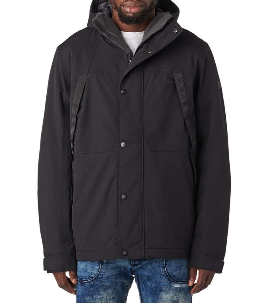 26abfe532 Stetler Insulated Rain Jacket