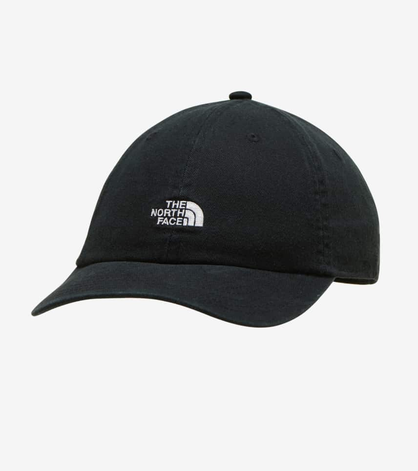 66264991cce The North Face Washed Norm Hat (Black) - NF0A3FKN-A7D