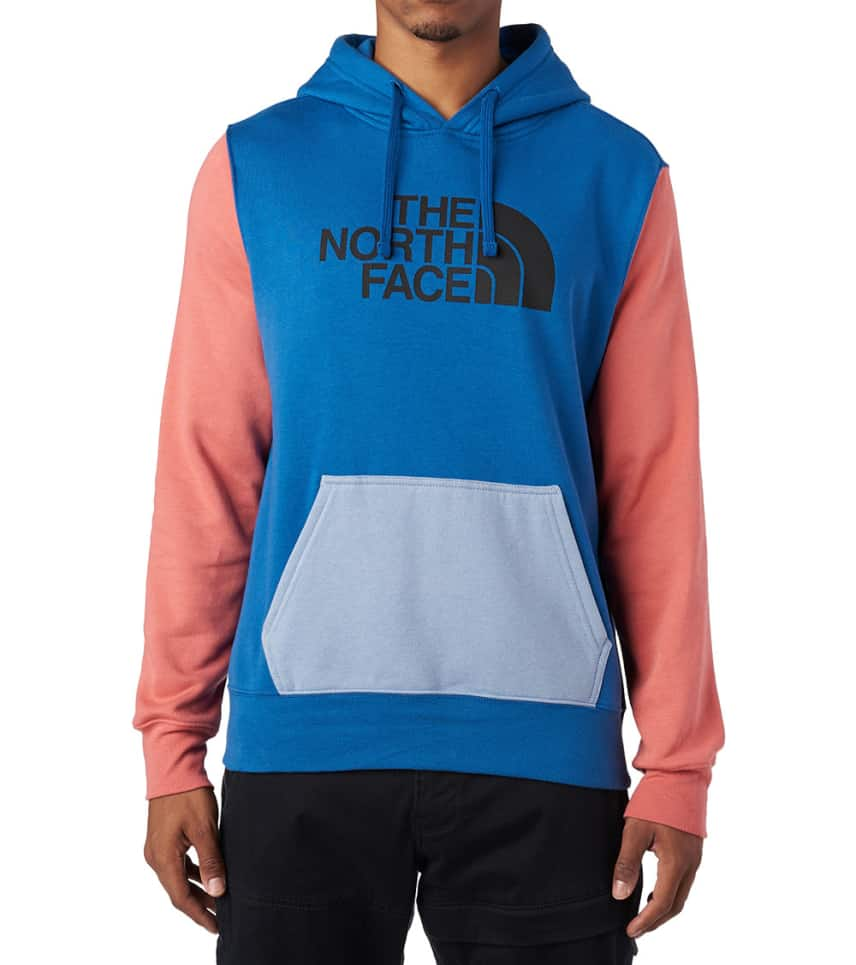 ca718c1e934e0 The North Face Half Dome Pullover Hoodie (Blue) - NF0A3FR1-5JZ ...