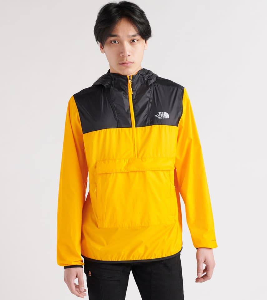 fd304ad7b Fanorak Half Zip Jacket
