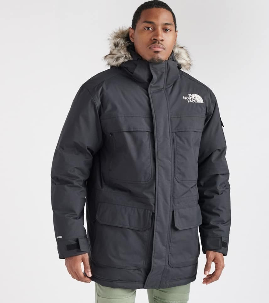 81755e7df The North Face McMurdo Parka III (Black) - NF0A3MJ6-JK3 | Jimmy Jazz