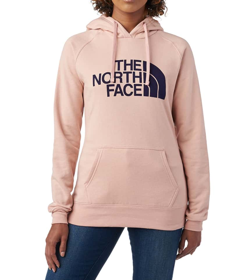 d1e438f58 The North Face W JUMBO HALF DOME PULLOVER HOODIE (Pink) - NF0A3O5X ...