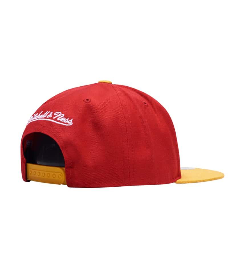online store e5053 91d29 ... Mitchell and Ness - Caps Snapback - Houston Rockets 2 Tone XL Snapback  ...