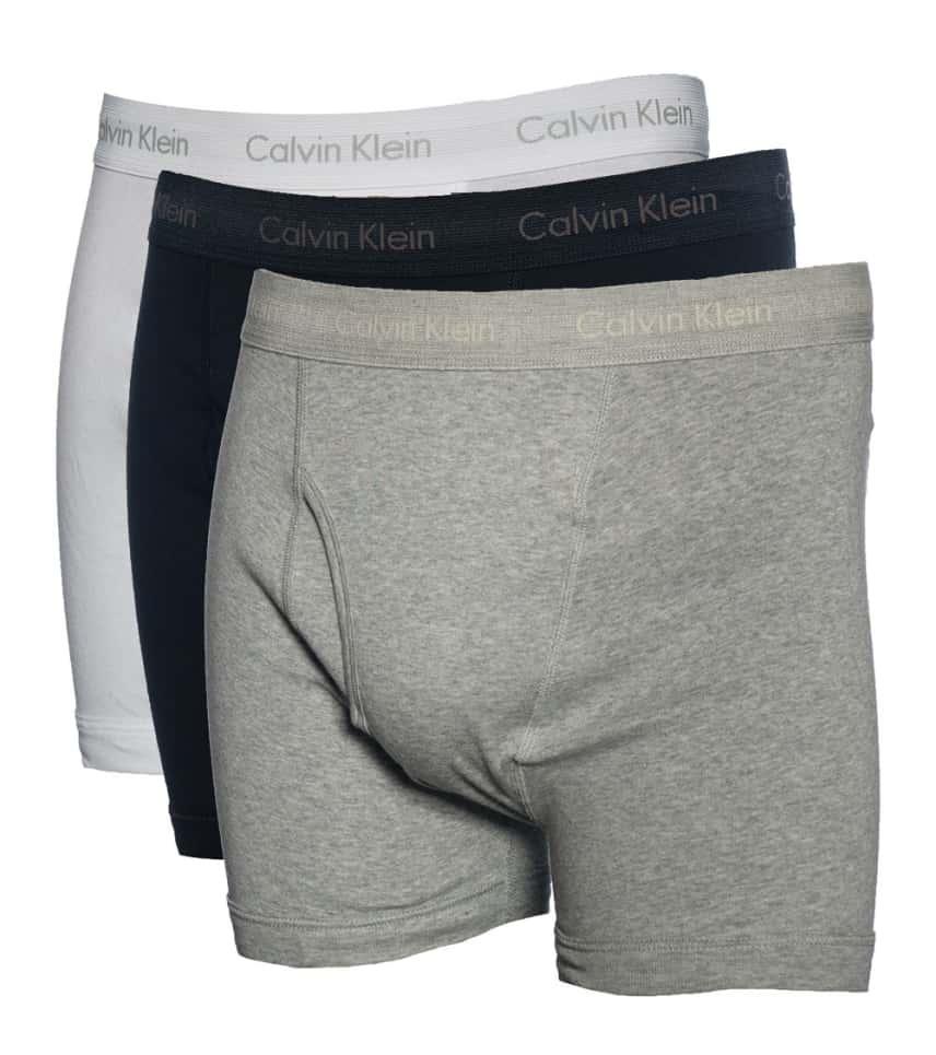 Calvin Klein 3 Pack Boxer Brief (Multi-color) - NU3019MP1  ae13f497f49