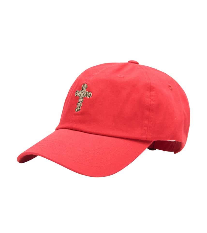 dc7932c6989d3 Any Memes GOLD ROSE DAD HAT.  4.95orig  30.00. COLOR  Red