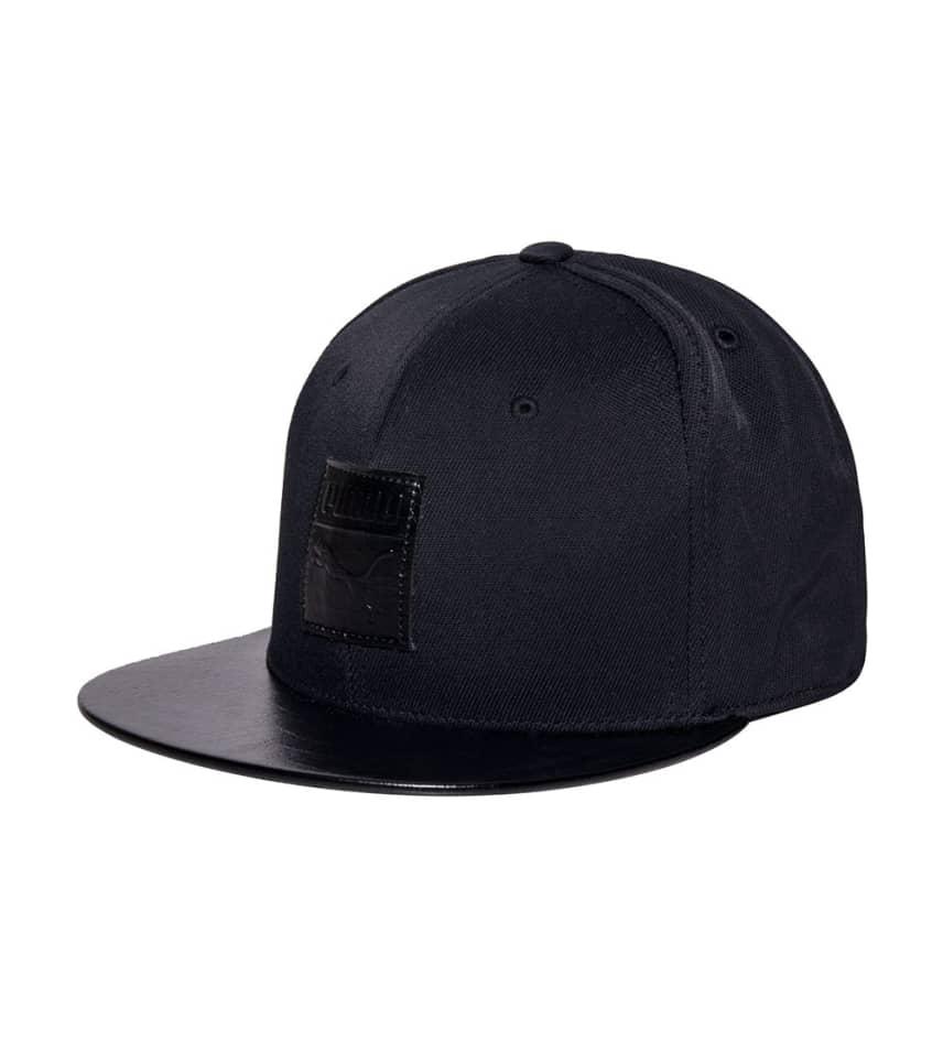 56f68e84916 Puma TACTILE 110 SNAPBACK CAP (Black) - PMAM2172L