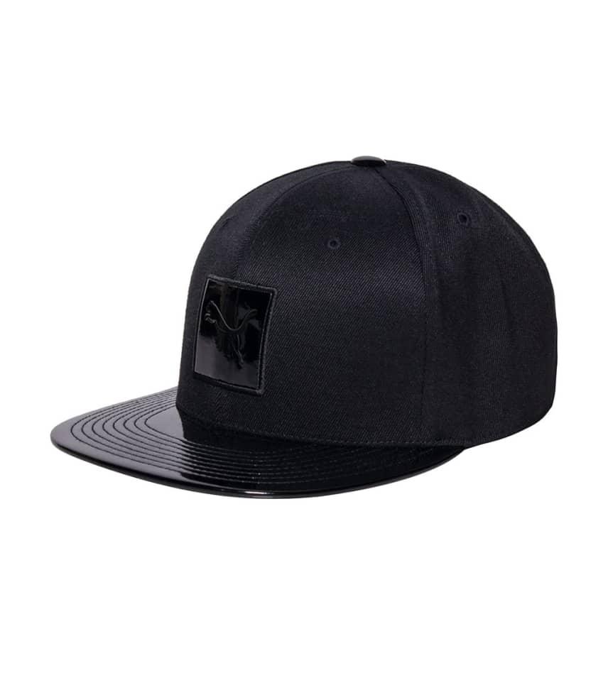 b67b1da1aa7997 Puma CAT PATCH 110 SNAPBACK CAP (Black) - PMAM2173