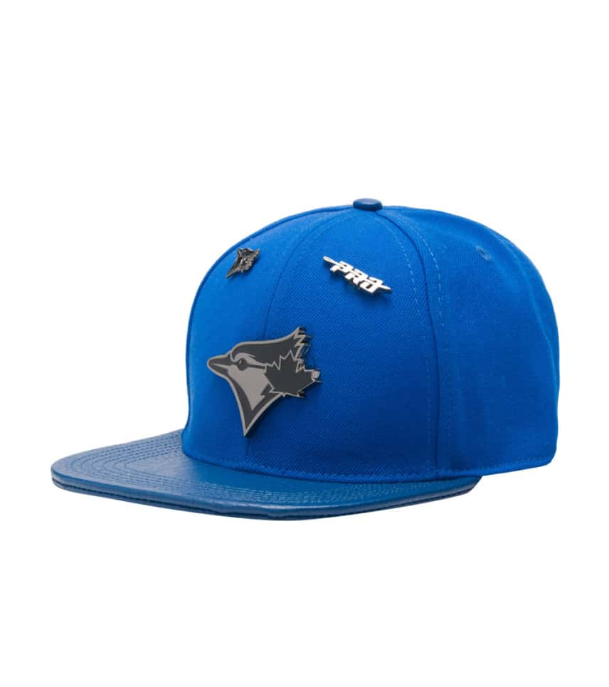 official photos 97160 21ace Pro Standard TORONOTO BLUE JAYS LEATHER STRAPBACK HAT