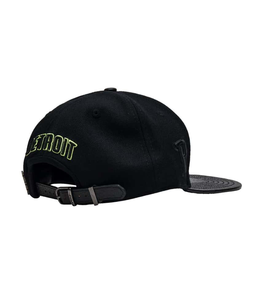 buy online c5c47 8cd95 ... coupon code for pro standard caps snapback detroit pistons leather  strapback 420b6 c0c99