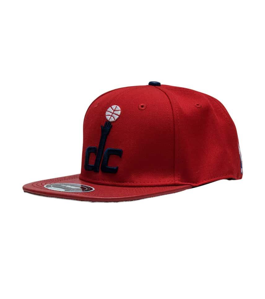 Pro Standard Washington Wizards NBA Strapback Cap (Red) - PNWASB0606 ... b93bef6d37e