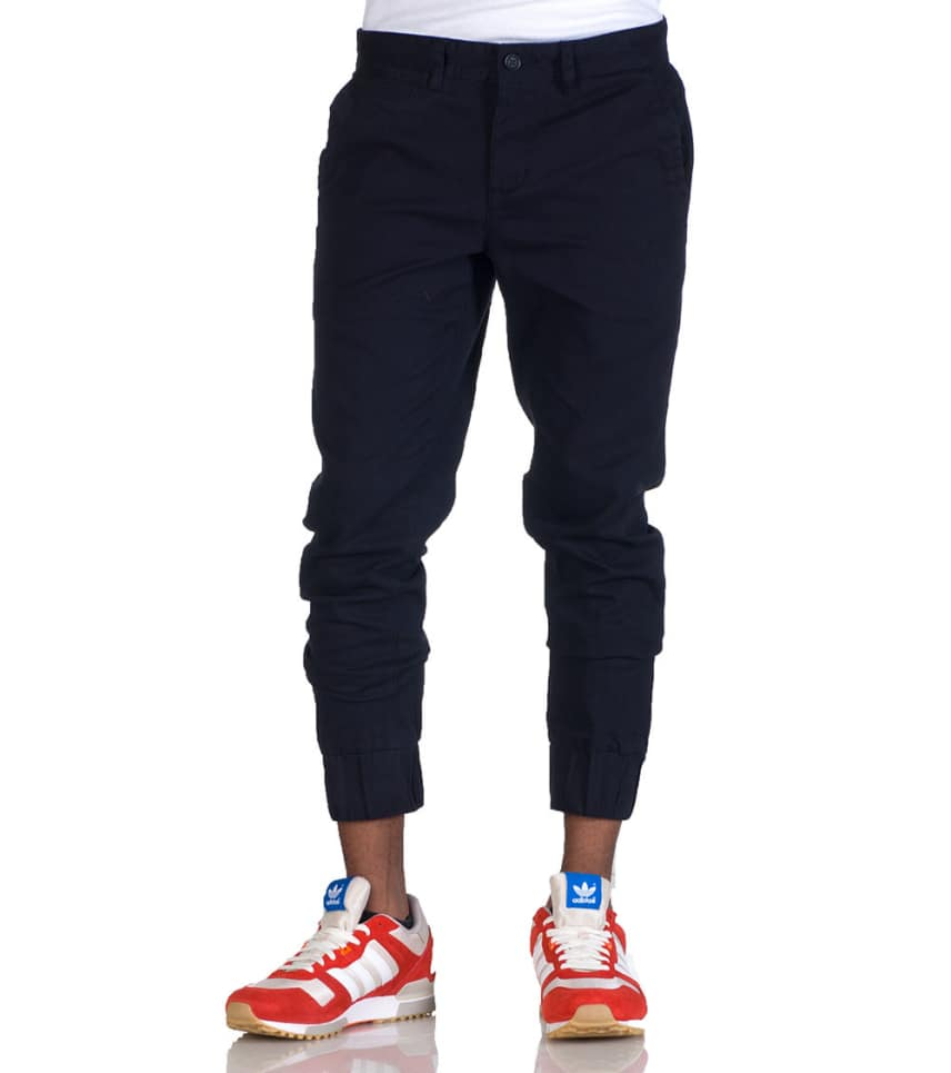 d542e1a09fac THE NEW STANDARD EDITION JORDAN SLIM TAPERED TWILL JOGGER (Navy ...