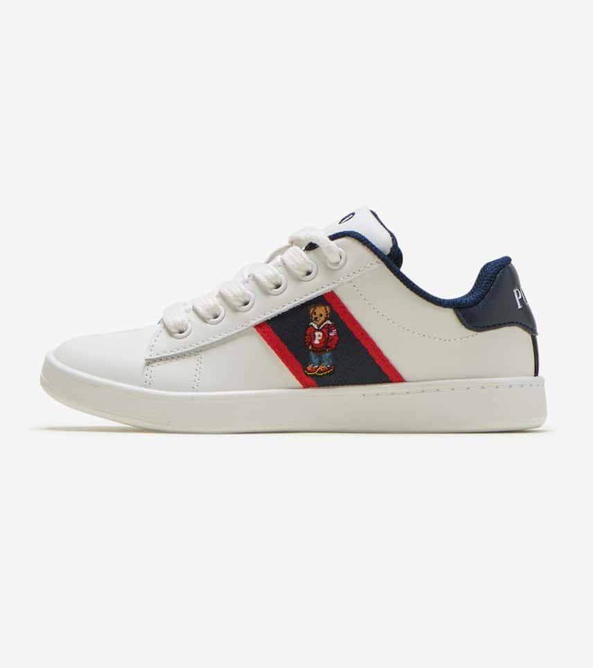 133b1ef0a956 Polo Footwear Quilton Shoe White Rf101060c 10 Jimmy Jazz