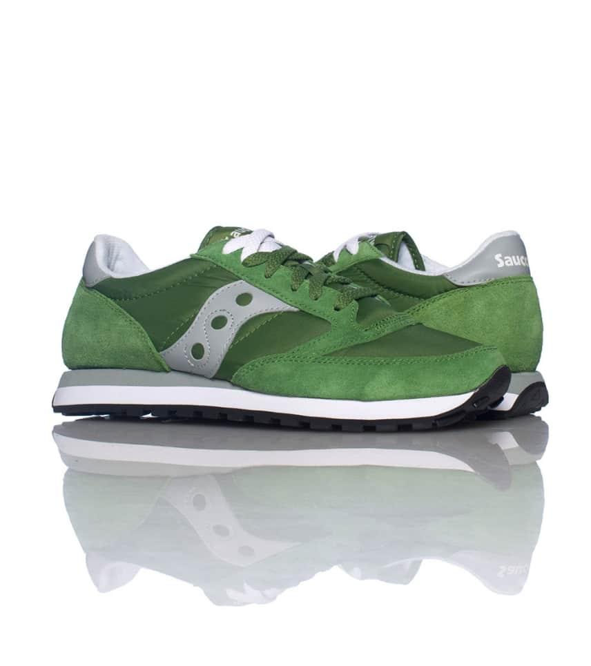 dd0c6075511d Saucony JAZZ ORIGINAL SNEAKER (Green) - S2044310