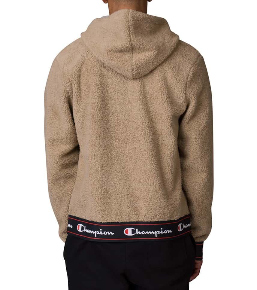 hot sale online 170db 5c94c ... Champion - Sweatshirts - Sherpa Half Zip Sweatshirt ...