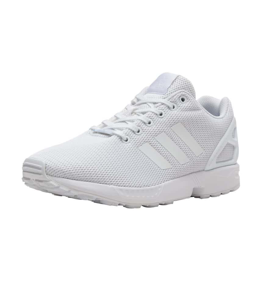 adidas flux zx white