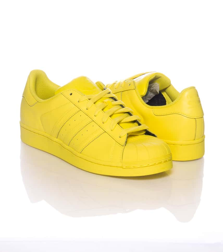 b6bd1c7c01a2 adidas SUPERSTAR SUPERCOLOR SNEAKER (Yellow) - S41837