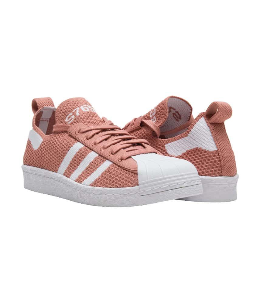 klasyczne dopasowanie jak kupić zniżki z fabryki adidas Superstar 80s Primeknit Womens Fashion-Sneakers ...
