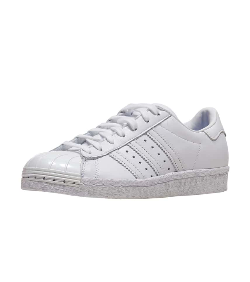 adidas Superstar 80s Metal Toe (White) -