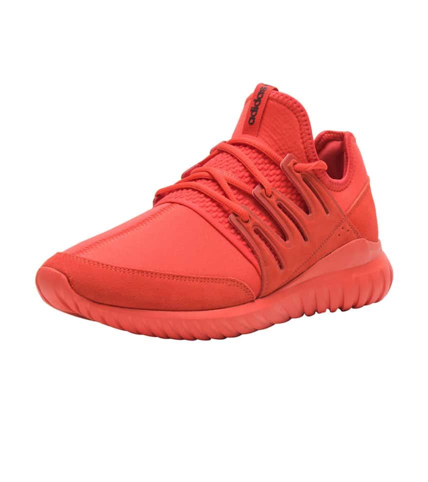 tubular adidas red