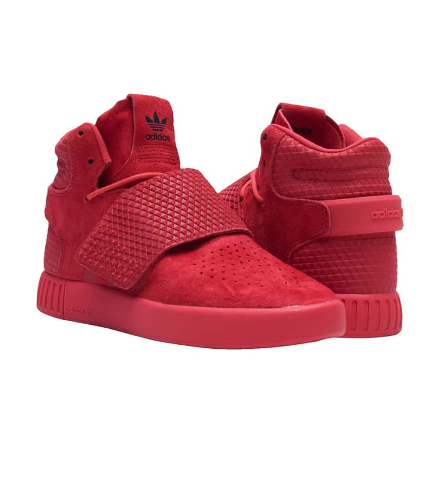 cheap for discount 96c17 1fc9b canada adidas tubular strap red 71ad6 3a6cd