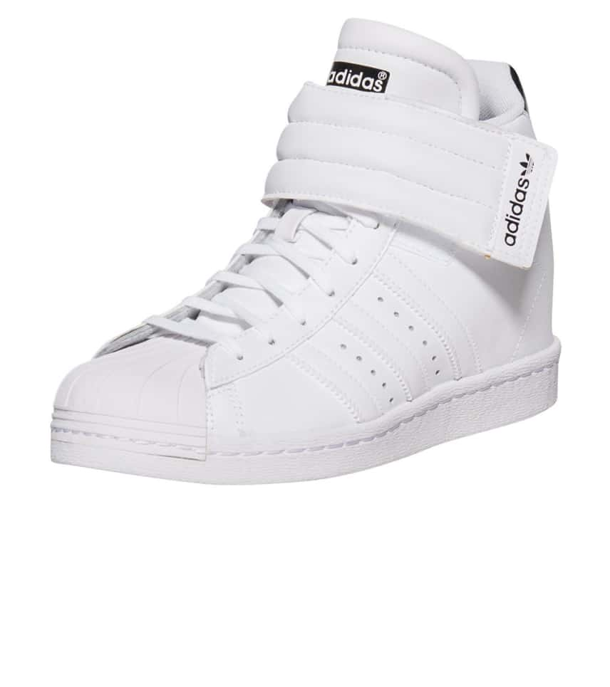 detailed look de860 34128 SUPERSTAR UP STRAP SNEAKER