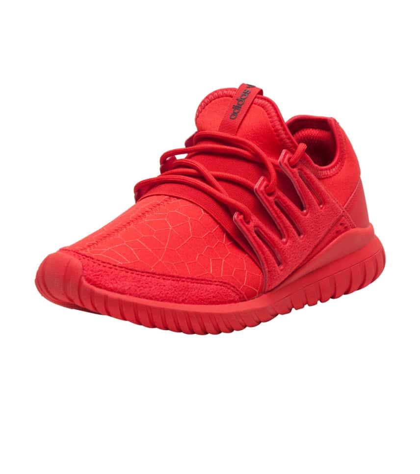 adidas Tubular Radial (Red) - S81920  e60a85cf75c6