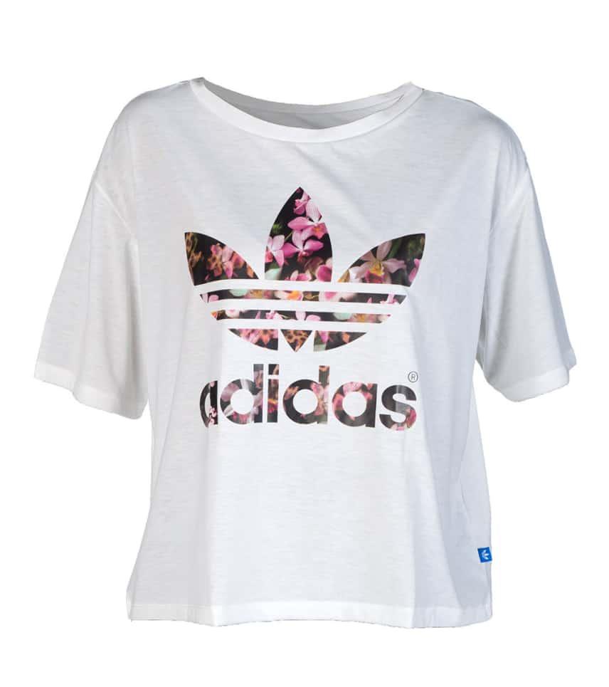 7fec6e44e8b adidas ORCHID TEE (White) - S88223 | Jimmy Jazz