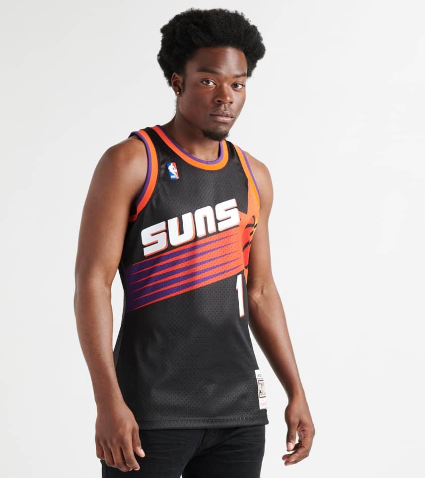 low priced 6bbe8 24c40 Anfernee Hardaway Suns Swingman Jersey