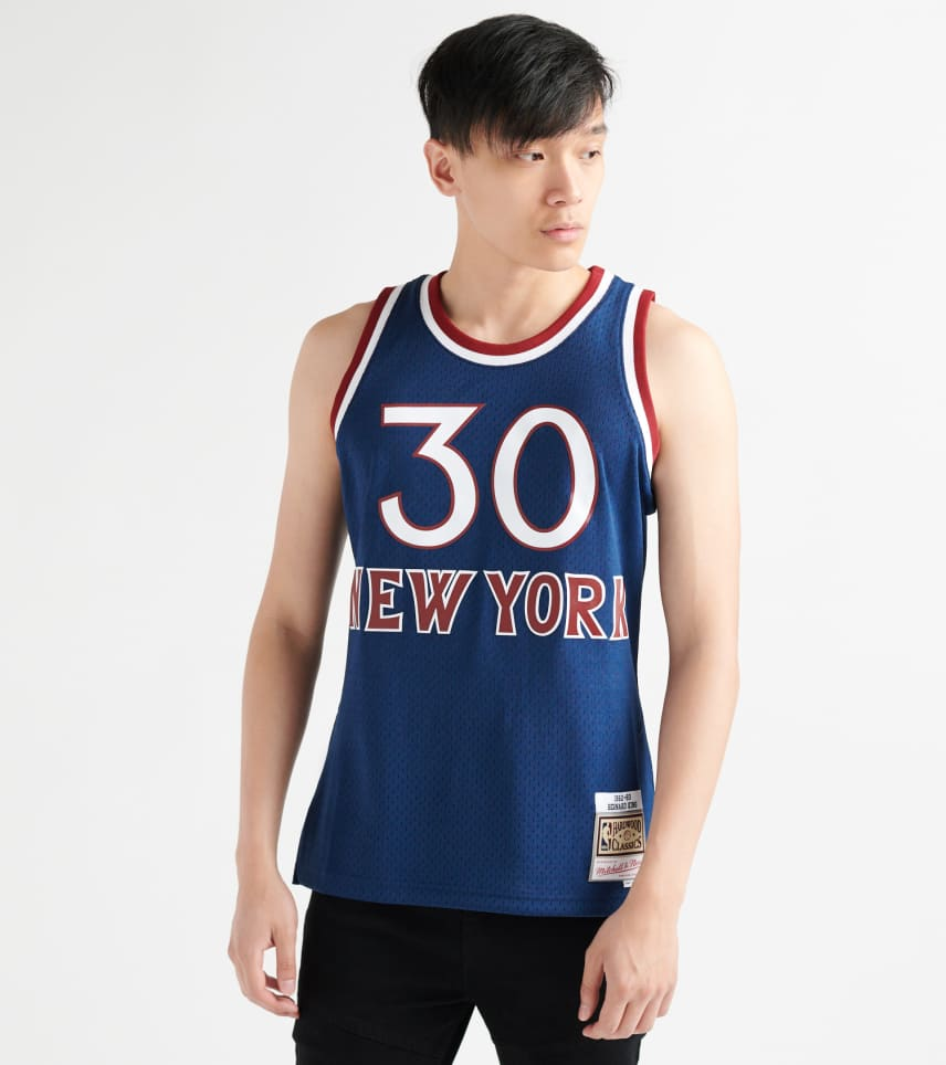 pretty nice b396a 12ad6 Bernard King NY Knicks Swingman Jersey