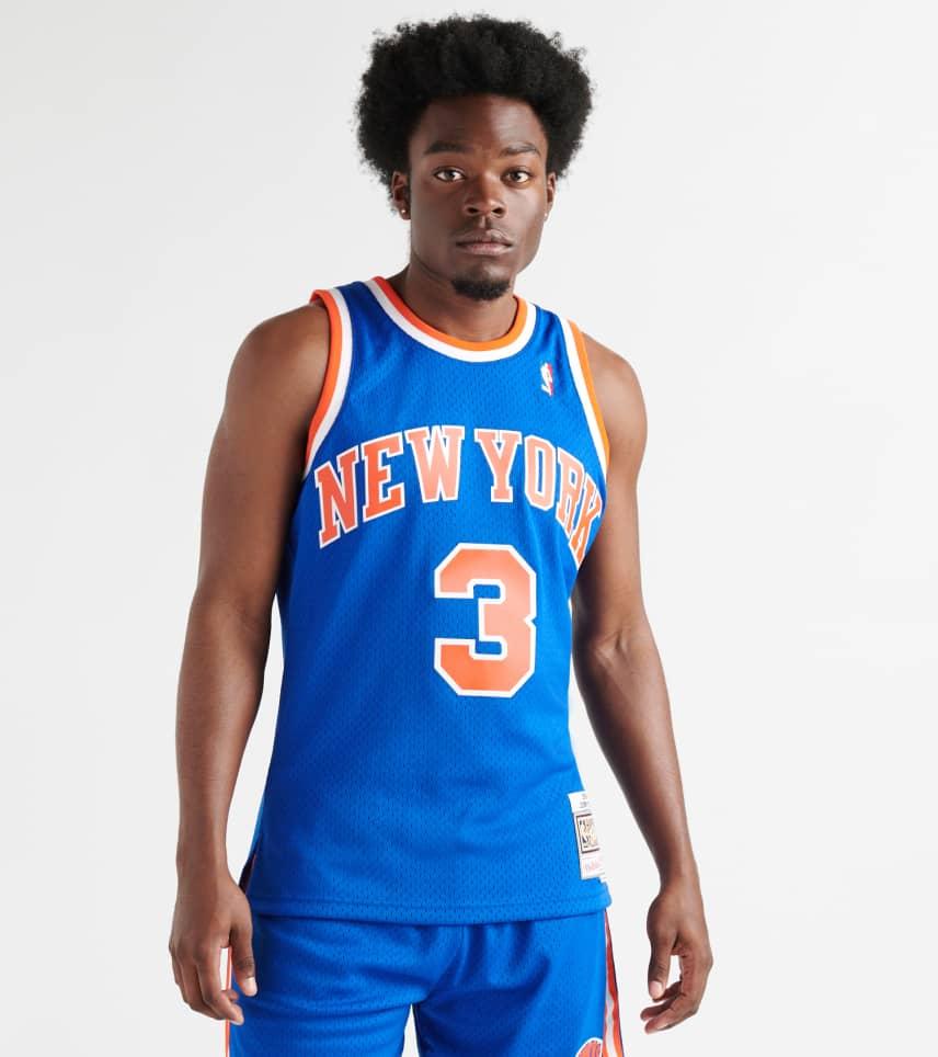 online store 182e1 1d2a8 John Starks NY Knicks Swingman Jersey
