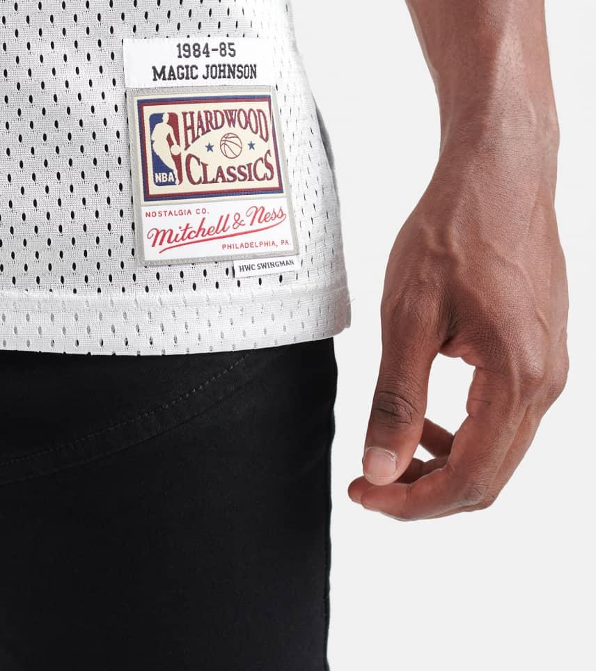9bb369107a1 ... Mitchell and Ness - Tank Tops - Magic Johnson LA Lakers Platinum Jersey