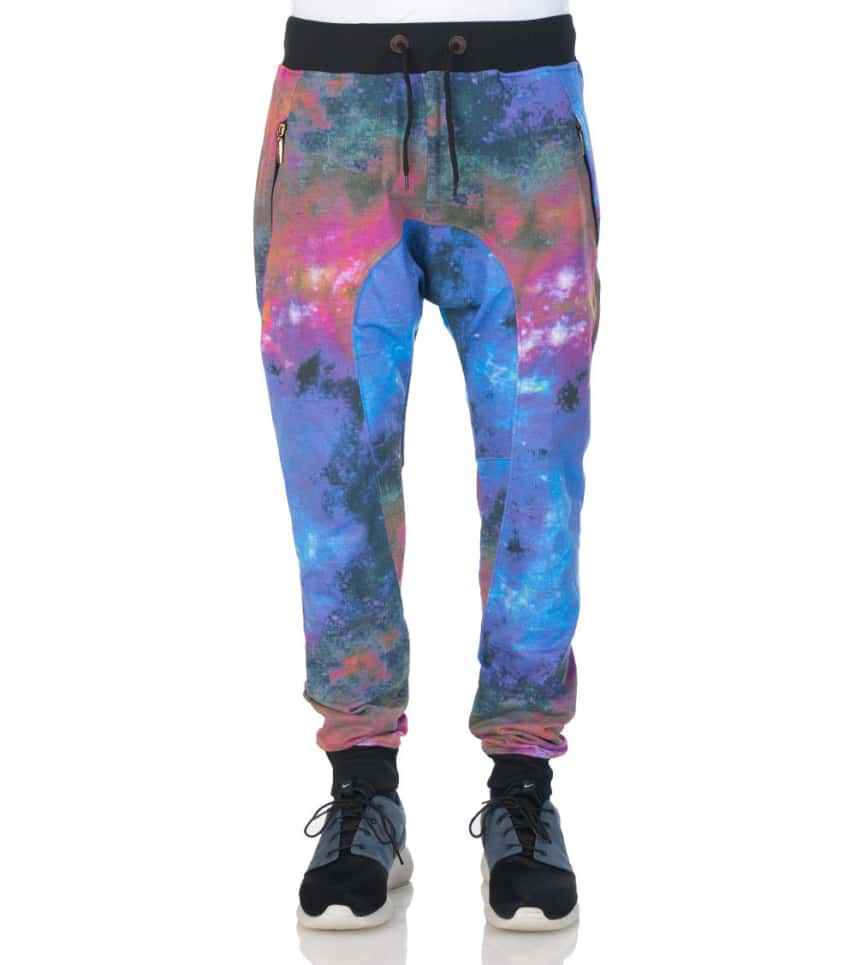 new concept 85156 02bc0 AMERICAN STITCH GALAXY PRINTED JOGGER PANT
