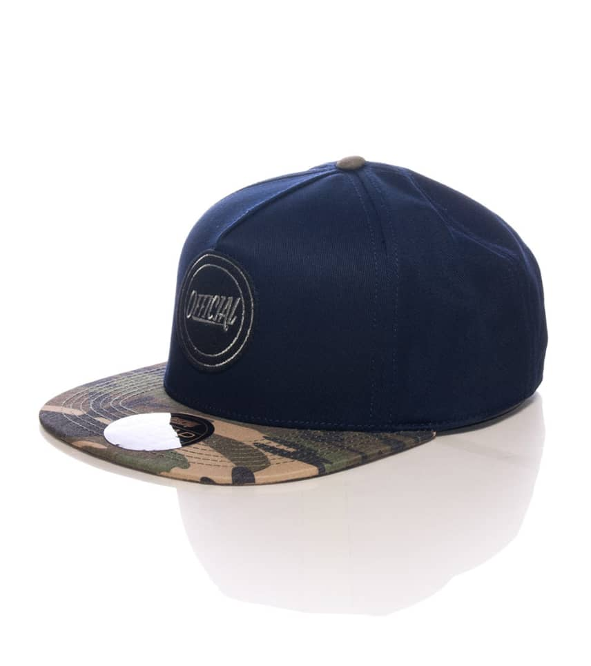 a33b776ddbb OFFICIAL CROWN OF LAUREL Betterment Strapback (Navy) - SP155014 ...