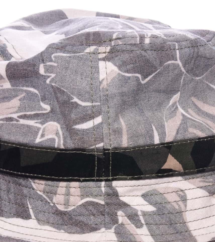 5e0139fc4aa OFFICIAL CROWN OF LAUREL Divuldge Bucket Hat (Beige-khaki ...
