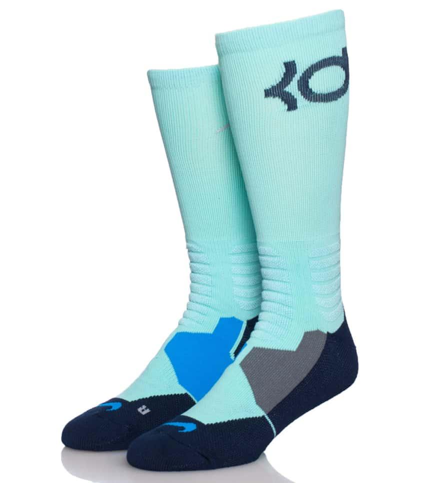 938cfb74b85b Nike KD HYPERELITE BASKETBALL CREW SOCKS (Medium Blue) - SX4814344 ...