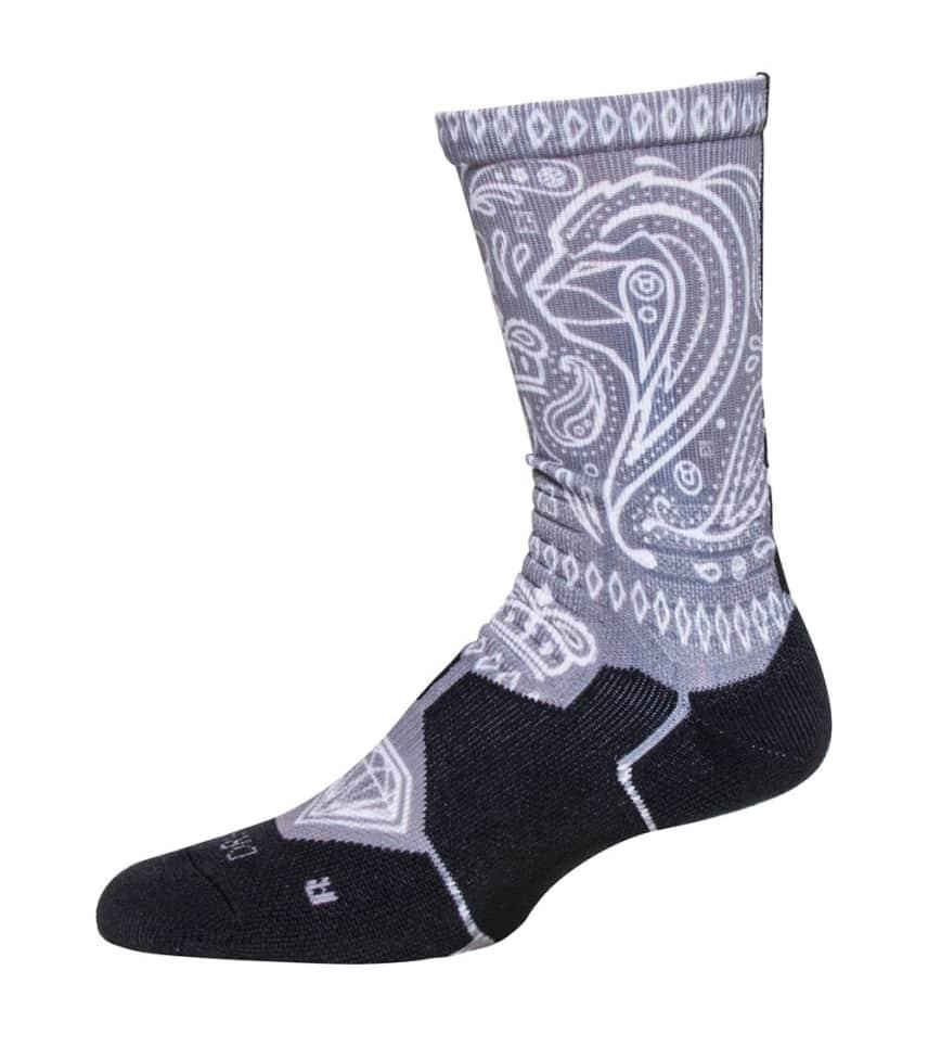 ae45da76a Nike NIKE HYPER ELITE BB LE SOCK (Grey) - SX5164-900 | Jimmy Jazz