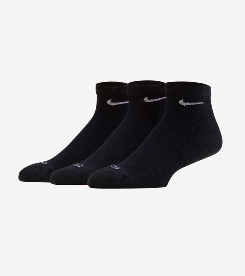 21726ab96a Nike 6-Pack Everyday Cushion Ankle Socks (Black) - SX6899-010 ...