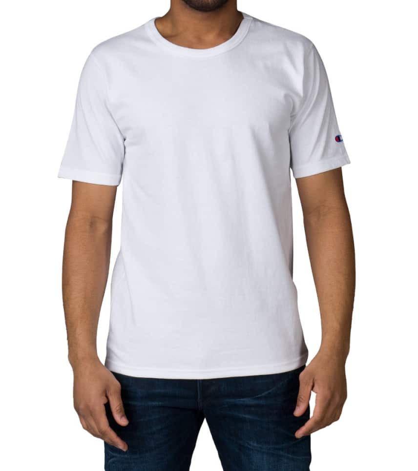 2a92c29c0 Champion HERITAGE TEE (White) - T1919-045