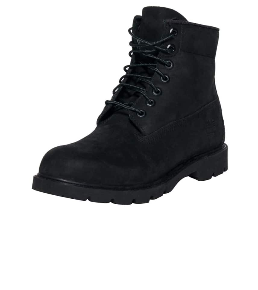 Timberland 6 Inch Basic Boot (Black) - TB010042001  66955a914