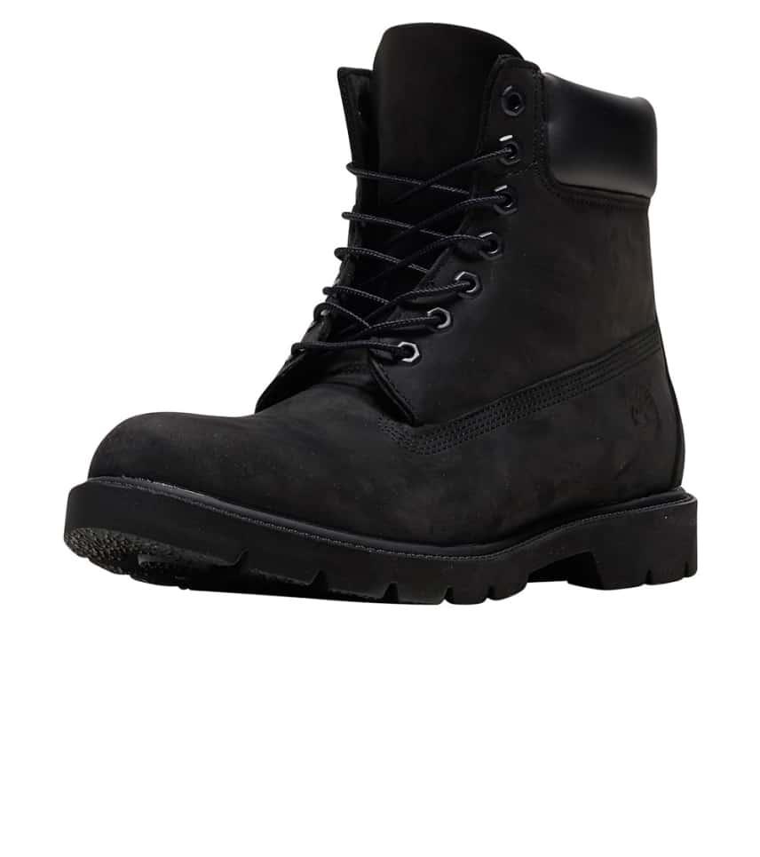 b8fa9e62d1d9 Timberland 6INCH BASIC SMOOTH BOOT (Black) - TB019039001
