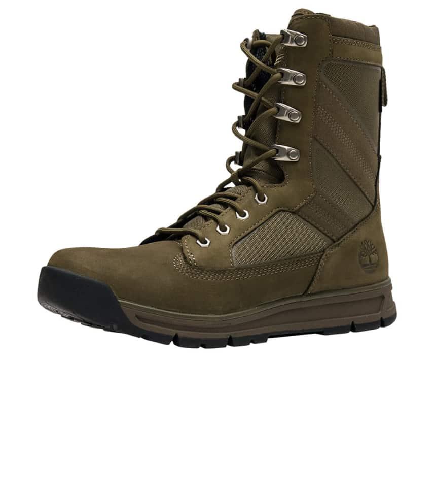 Timberland Field Guide Boot Tall (Dark Green) - TB0A1KW5991  49ad6d1b207b
