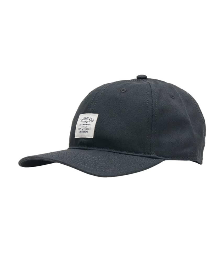 c7028ab42c5 Timberland Cotton Twill Baseball Cap (Black) - THM34044