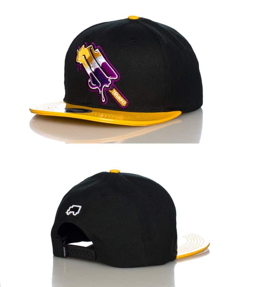 TRUKFIT My Truck Snapback Cap (Black) - TMS1401H04  008de75386ac