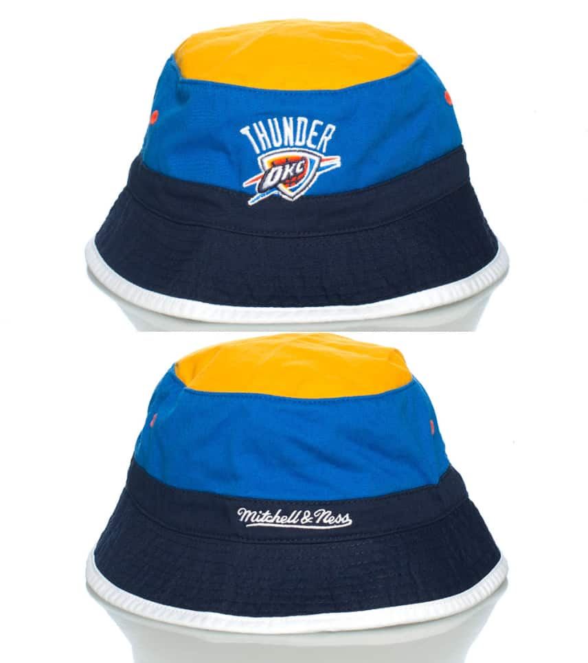 new arrival bed15 814b8 ... where can i buy mitchell and nessoklahoma city thunder nba bucket hat  98f0d d3c81