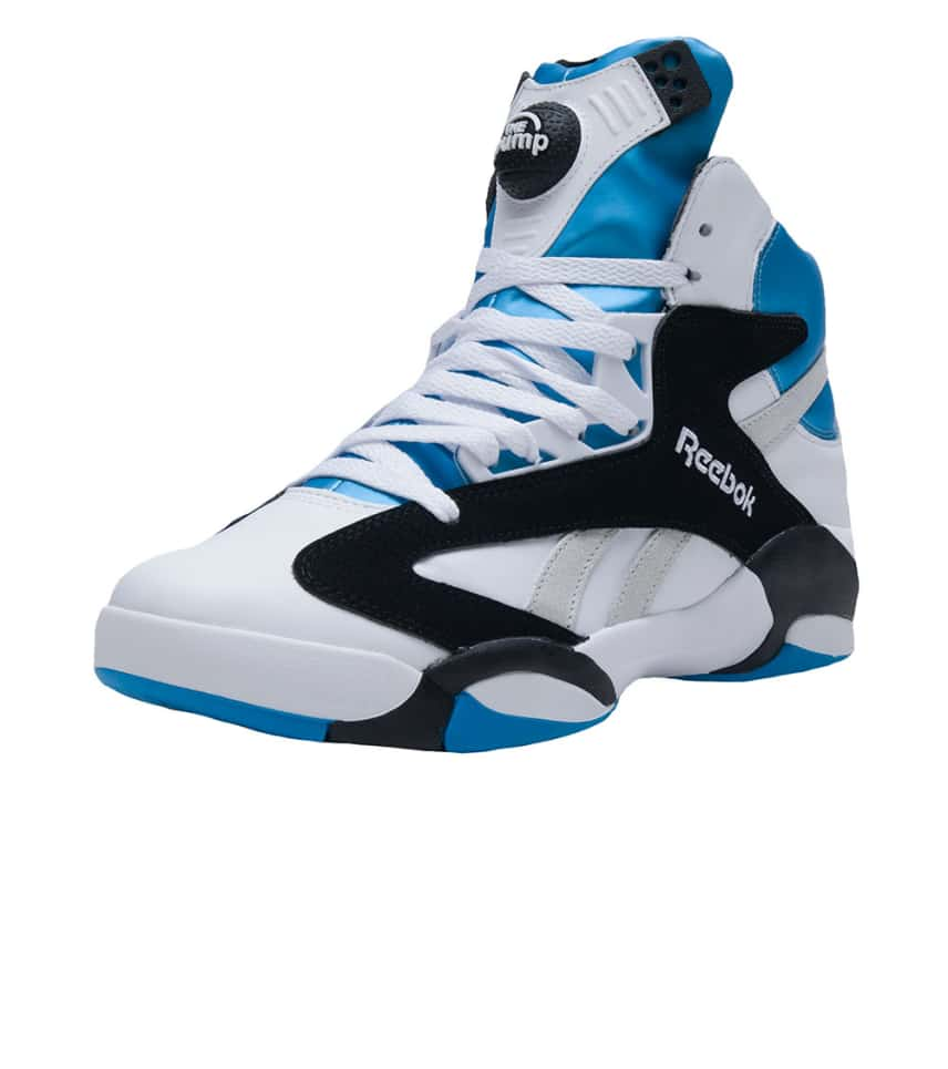 9c24ebfe4948 Reebok SHAQ ATTAQ PUMP SNEAKER.  89.25orig  159.99. COLOR  Blue